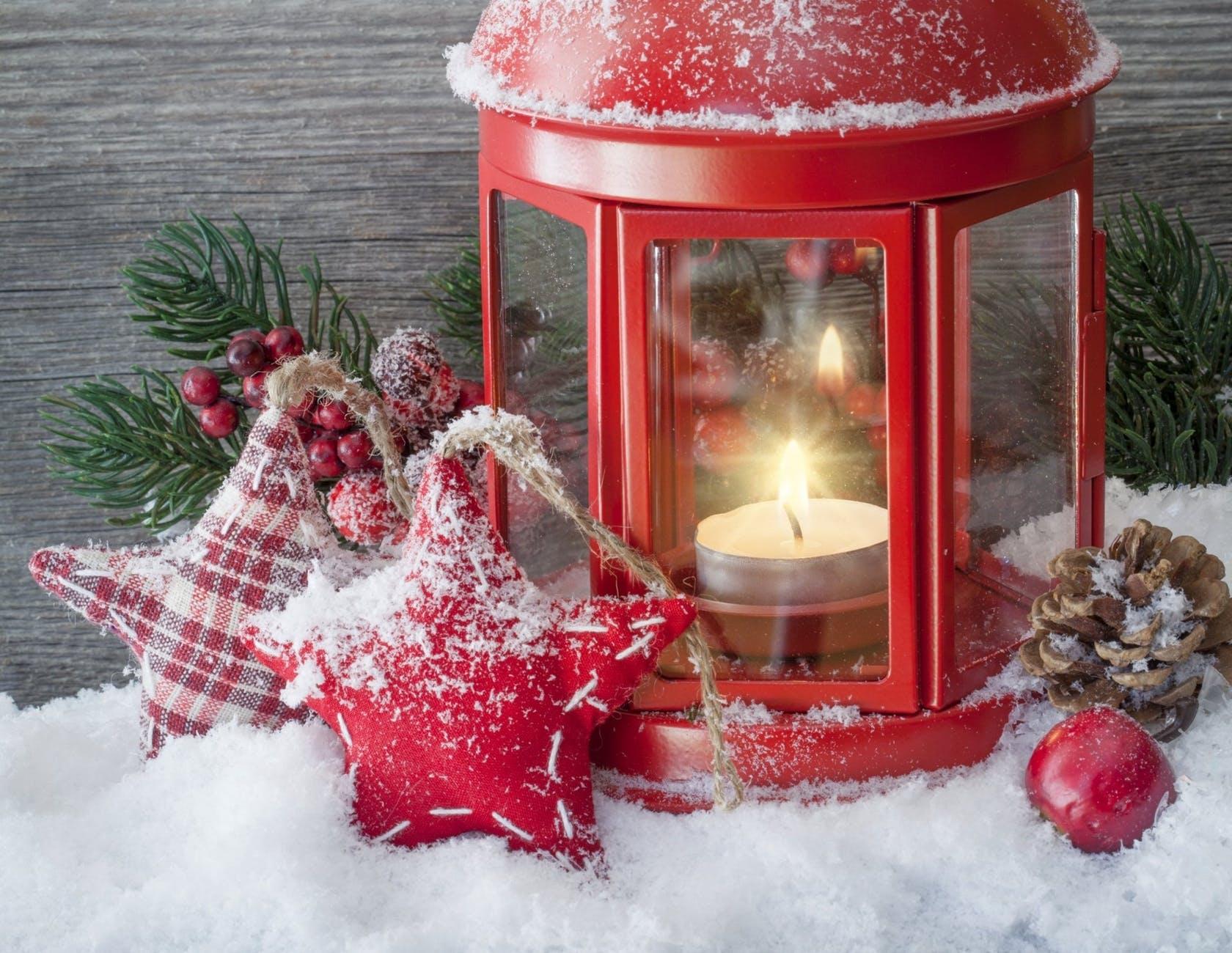 candle celebration christmas christmas decoration