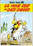 La mine d'or de Dick Digger de Morris